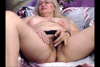 Diana granny  blonde so sexy nr59