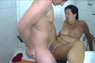 10.To get the full 18 min.video-contact me #grandma #mature