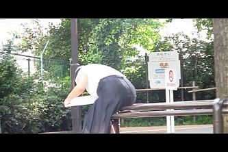 50yr old Granny Akagi Oda Loves Cock (Uncensored)