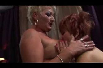 Group Sex #7 A Handful of Grannies & One Lucky Stud