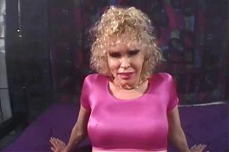 Big Tits Blonde GILF Teddi Barrett Anal Fuck and CumShot