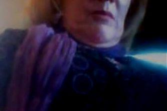 Wife's face as she masturbates. Hidden camera