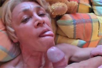 Cock Mad Granny Wants A Good Fucking !
