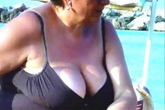 82 yo granny sucking my cock 1