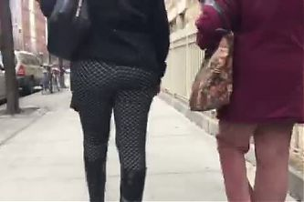 old lady booty (spit Zone)