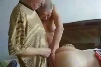 Japanese Grandpas and grandma