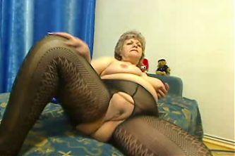 BBW Granny Cam