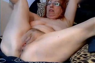 Granny on cam 1